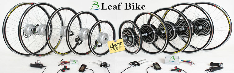 29 Inch Electric Hub Motor Bike Conversion Kits