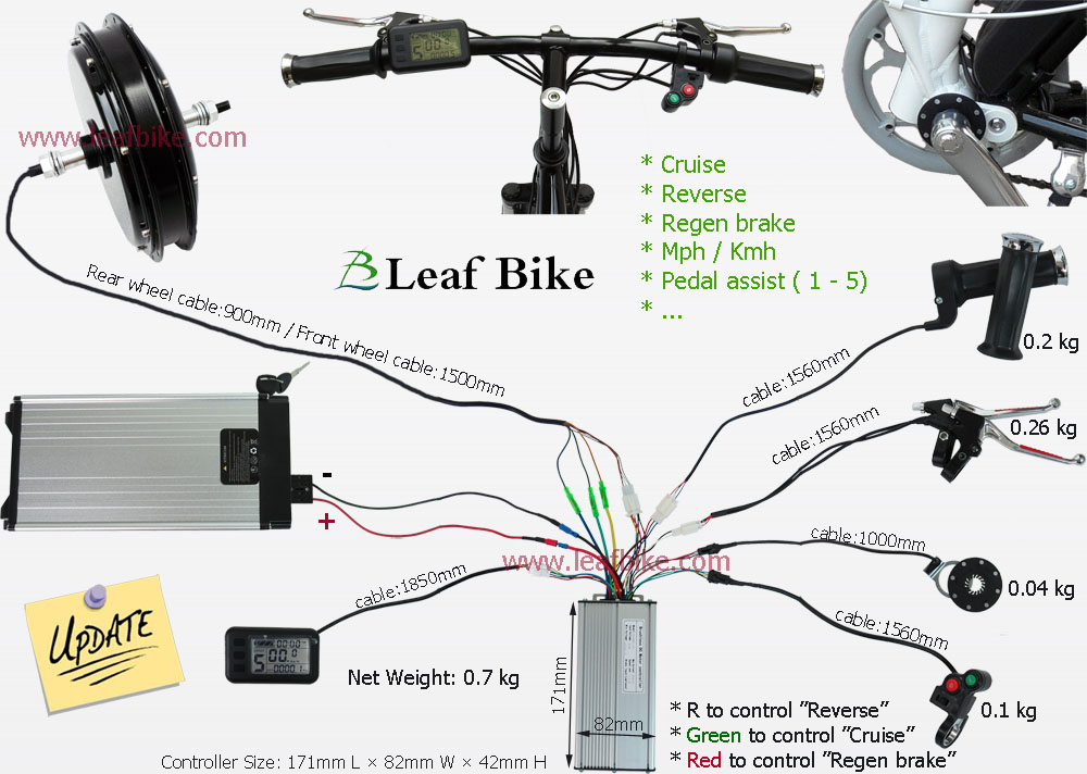 9e9d077845 48v 1500w ~ 1800w bike motor controller bicycle motor wiring diagram at eliteediting.co