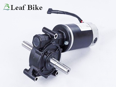300w tech double shaft electric wheelchair motor for How to motorize a wheelchair