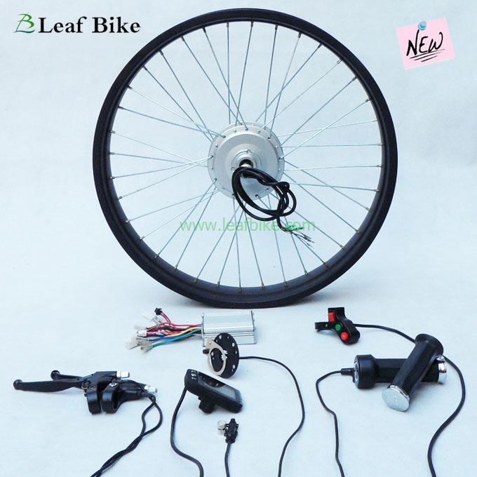 Heavy duty 24 inch 36v 250w rear hub motor electric bike for Electric bike rear hub motor