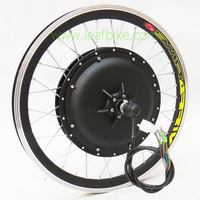 Newest 20 inch 36v 750w rear hub motor wheel for Electric bike rear hub motor