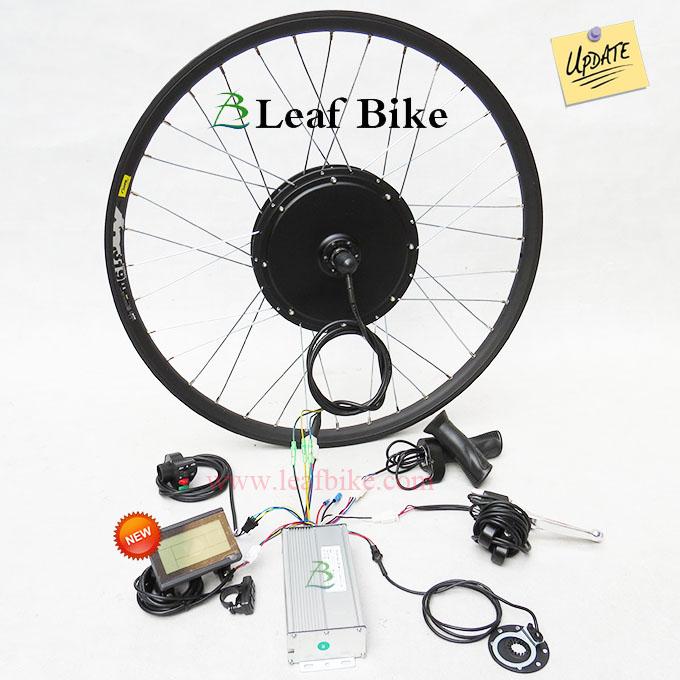 29 inch 48v 1000w front hub motor electric bike conversion. Black Bedroom Furniture Sets. Home Design Ideas
